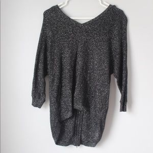 Glittery Express sweater